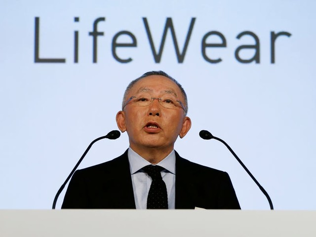Japan's richest man, Uniqlo founder Tadashi Yanai, is stepping down from the board of SoftBank