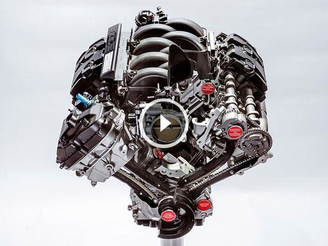 Top 5 V8 Engines On The Market Today