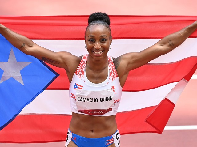 What Makes Someone Puerto Rican Enough? How About Winning Gold?