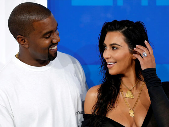 Kim Kardashian & Kanye West Announce The Birth Of Their Baby Girl