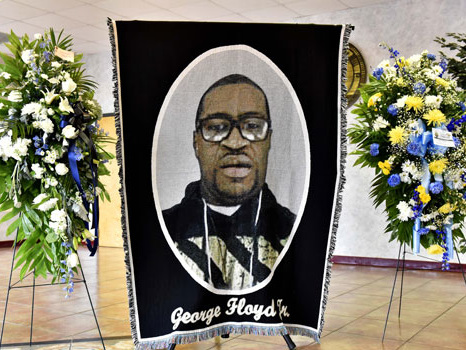 George Floyd North Carolina Memorial: See Photos From The Emotional Service