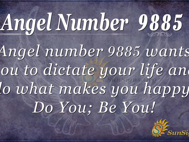 Angel Number 9885 Meaning: The Master of Material Reform