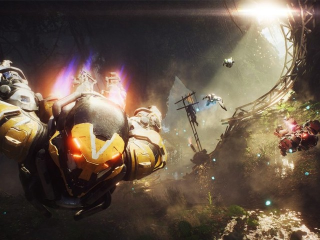 'It's been a long road to get here': BioWare's Mike Gamble on the launch of 'Anthem,' and what the team learned from that rocky demo