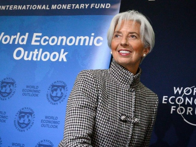 IMF and CEOs say the global economy is slowing faster than expected
