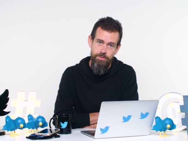 Twitter CEO Jack Dorsey Reveals He Eats Just 7 Meals a Week - Only Dinner