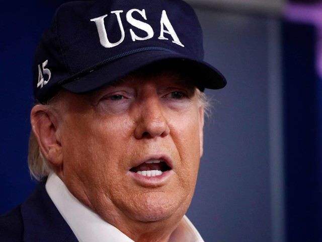 Trump says a coronavirus vaccine could be ready 'far in advance of the end of the year'