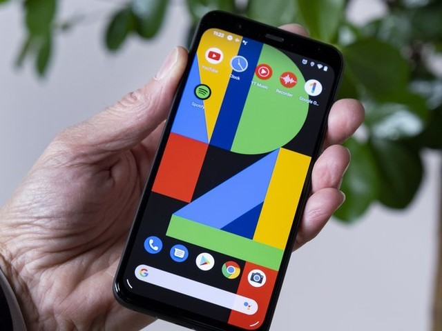 Google's new Pixel 4 phone uses radar to see you coming