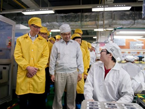 iPhone Maker Foxconn Says Wuhan Virus Won't Affect Its Production Schedule