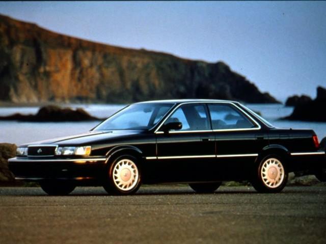 Rare Rides: A Very Luxurious Camry, the 1990 Lexus ES 250