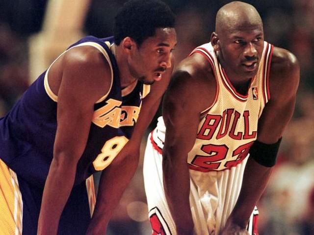 NBA Legend Michael Jordan on Kobe Bryant's Death: 'Words Can't Describe the Pain'