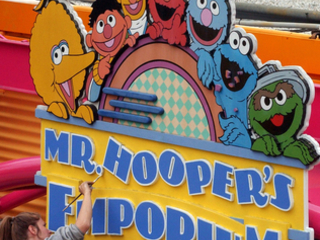 2nd Sesame Street Place park opening in San Diego