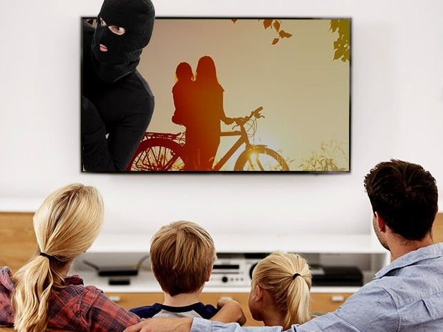 How to stop your TV from spying on you