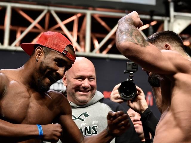 UFC 245: Usman vs. Covington prelims live results, discussion, PBP