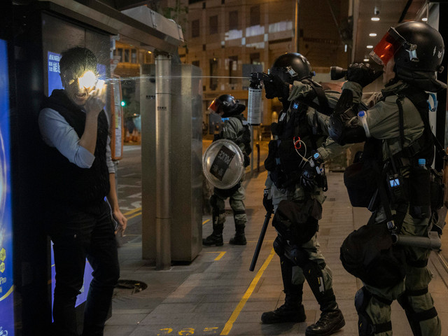 Hong Kong's crisis is entirely Beijing's fault