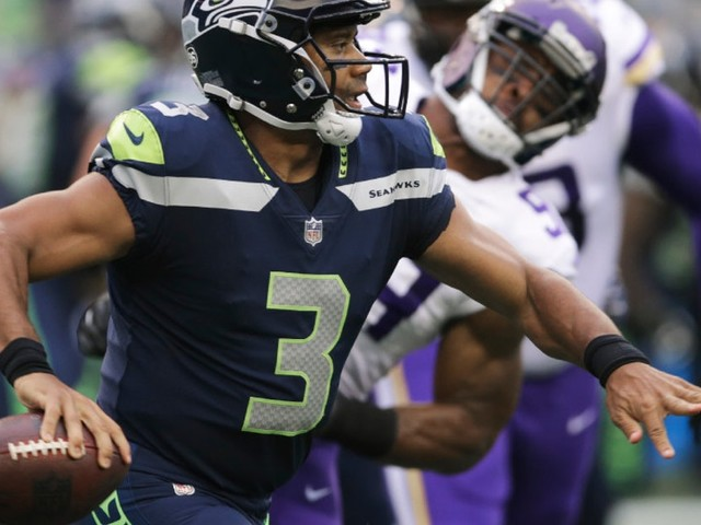 """After Russell Wilson's big plays, Vikings have """"got to do better in coverage"""""""