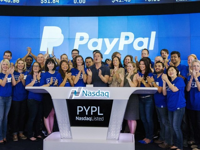 PayPal's head of tech says the payments giant is working with Google to get 25% of its traffic onto the public cloud in time for the 2020 holiday shopping season