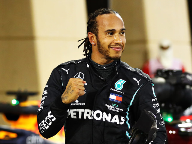 Tom Brady Labels Lewis Hamilton as 'Greatest Formula Driver of All Time'