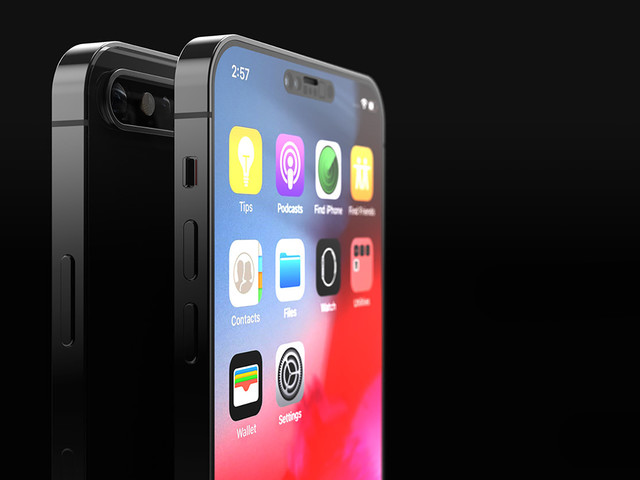 This stunning all-screen iPhone concept beats Apple's real iPhone 11 design