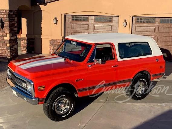 1969 Chevrolet Blazer CUSTOM SUV