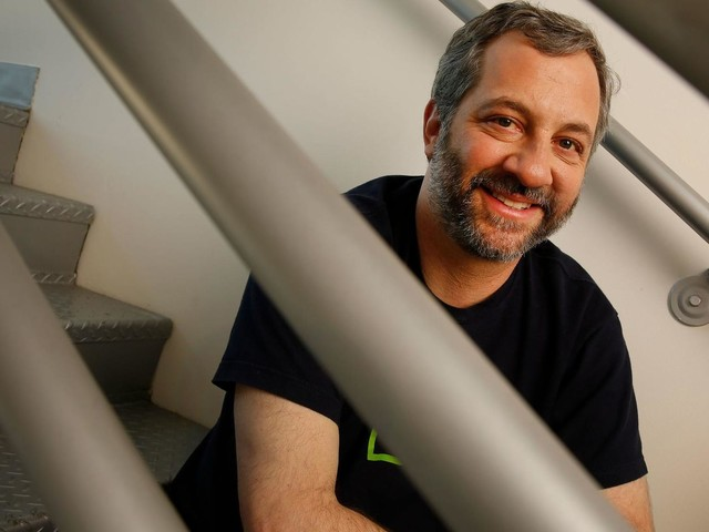 Judd Apatow on getting back to his stand-up roots with Netflix special 'The Return'