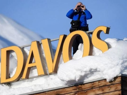 If Martians Teleported The Davos Crowd To A Distant Moon, Who Would Mourn And Who Would Cheer?