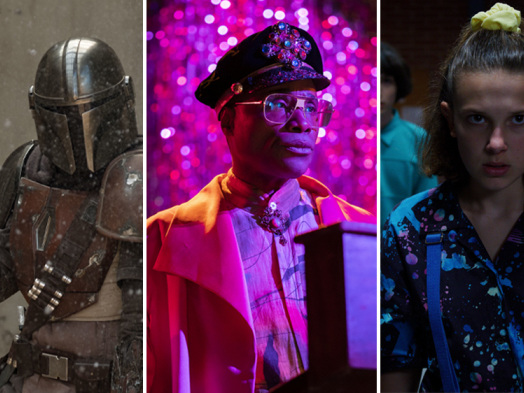 'The Mandalorian,' 'Pose,' 'Stranger Things' Among Nominees for Top TV Publicity Campaign