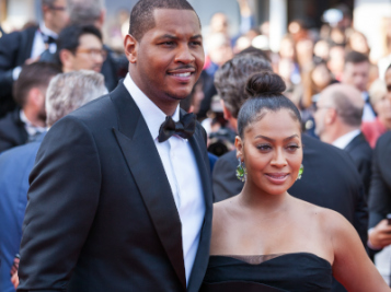 Carmelo Anthony Continues To Be A Trending Topic As Shocking Allegations Of Twin Babies & Divorce News Surface