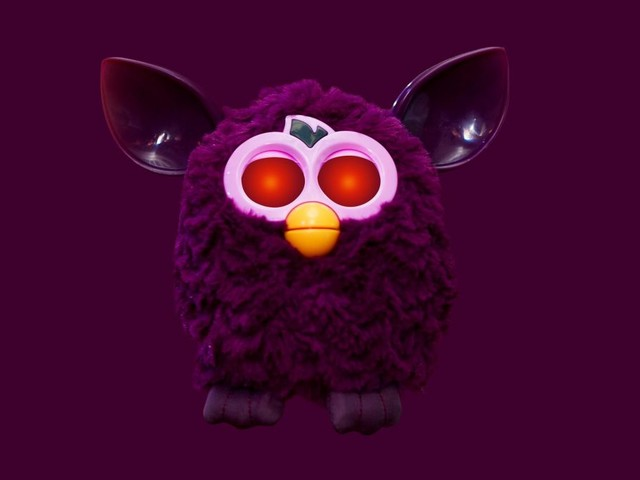 How the Furby went from adorable pet to cursed object