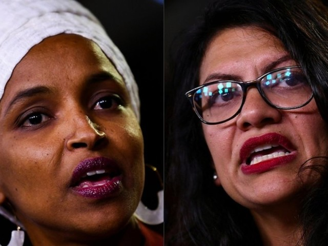 Left-wing Jewish magazine op-ed blasts Democratic 'silence' in face of anti-Semitism from US Reps. Omar, Tlaib