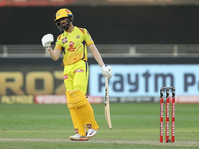 IPL 2020: Ruturaj Gaikwad Sparks CSK's 8-Wicket Win Against RCB