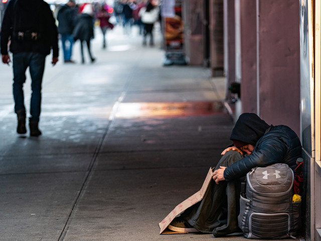 Funding remains unclear for city's new homeless housing plan