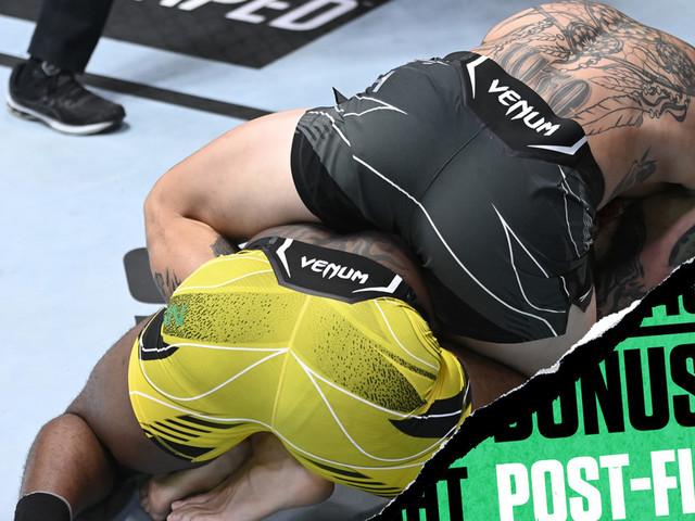 UFC Vegas 37 post-fight bonuses: Four main card fighters win POTN