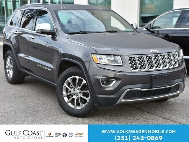 2015 Jeep Grand--Cherokee Limited