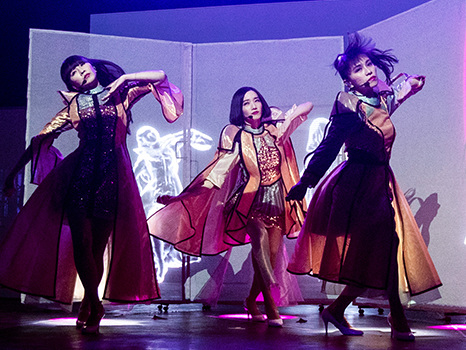 Perfume: J-Pop Band That Made History At Coachella Reveal Favorite Songs On New 'P Cubed' Album