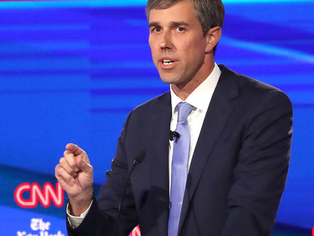 Beto O'Rourke compares President Trump to Adolf Hitler, Nazi Germany's Third Reich: 'Trump to a T'
