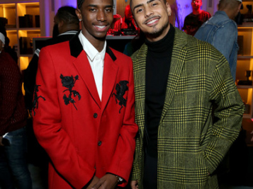 REPORT: Diddy's Sons Quincy & Christian Involved In Car Crash