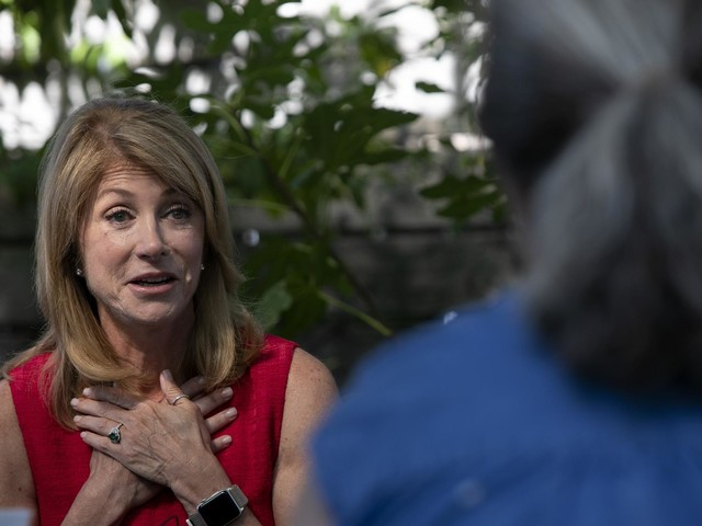 DCCC adds Wendy Davis, Gina Ortiz Jones to 'Red to Blue' program
