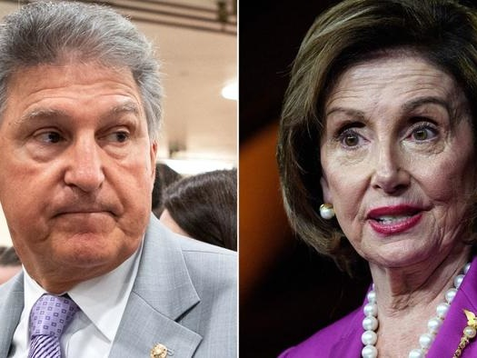 Dems To Capitulate On $3.5T Spending Bill, May 'Go It Alone' On Debt Ceiling