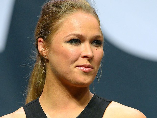 Rousey: 'I feel like a proud mama' with growth of women's MMA
