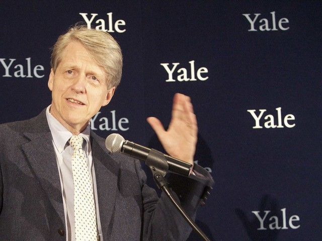 Nobel laureate Robert Shiller breaks down the psychological forces that will determine the severity of the next recession — and says Great Depression parallels are still alive and well