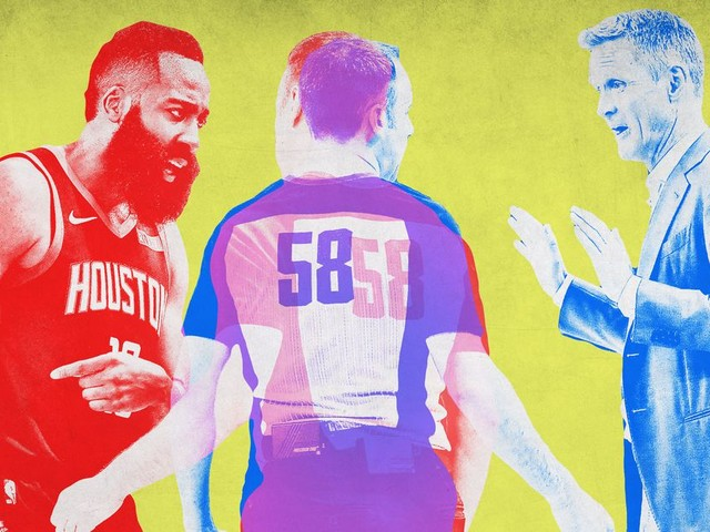 Will Rockets-Warriors Be Defined by the Officiating?