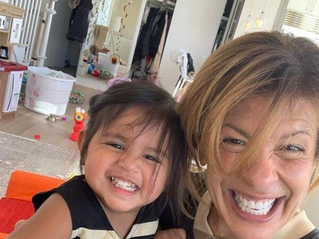 Today Hosts Hoda Kotb and Dylan Dreyer's Kids Have Adorable Playdate at the Beach