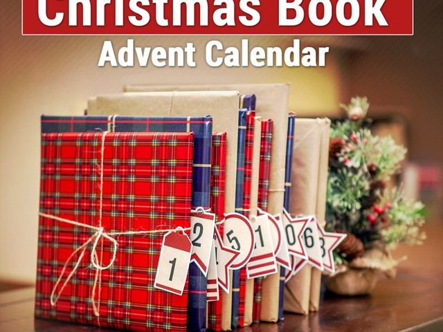 FREE Christmas Picture Book Advent Calendar