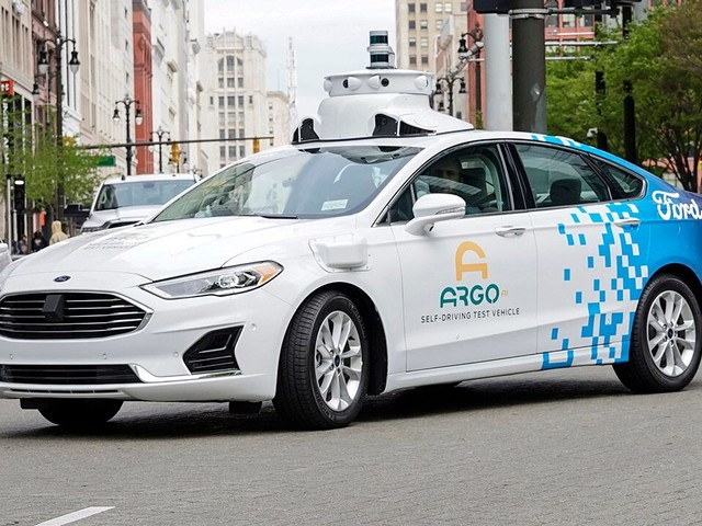 Ford, Volkswagen teaming up on autonomous and electric cars