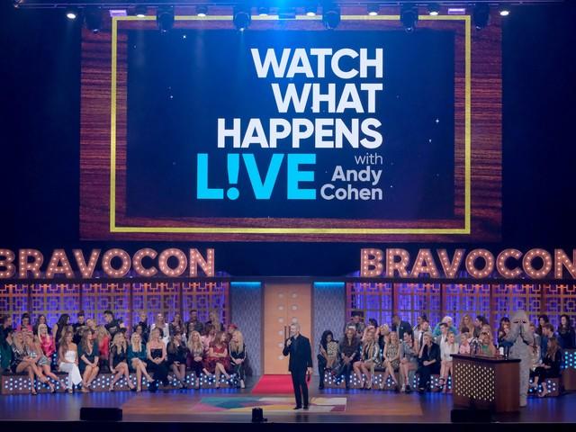 BravoCon 2019: Network's first fan convention flaunts Andy Cohen, dozens of Bravo stars