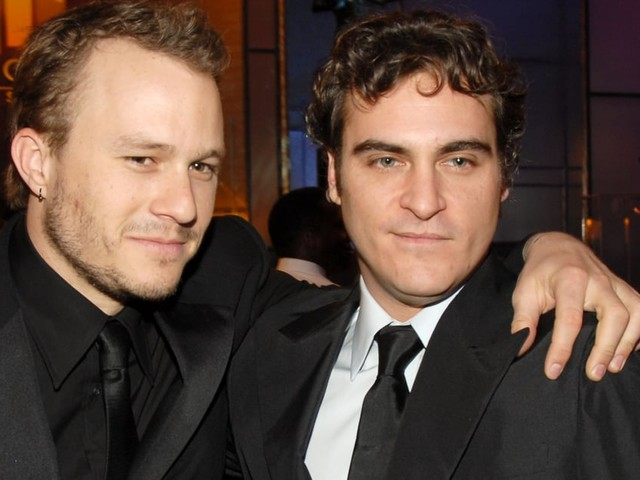 The Real Connection Between Joaquin Phoenix and Heath Ledger