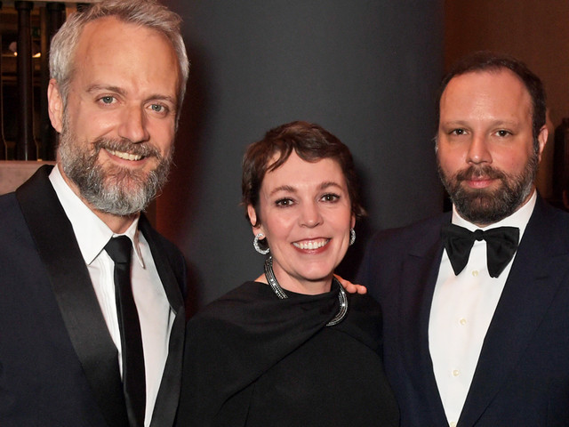 Olivia Colman Honored With BFI Fellowship from 'The Favourite' Director Yorgos Lanthimos!