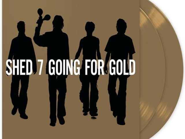 Album Review: Shed Seven – Going For Gold (20th anniversary reissue)
