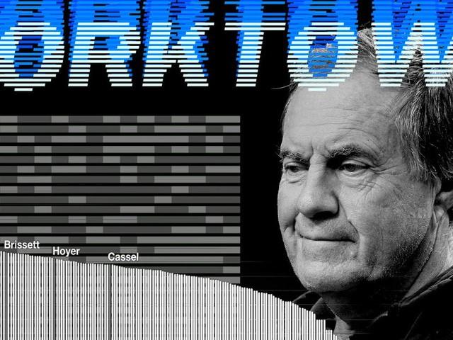 Dorktown: Bill Belichick keeps drafting good quarterbacks because he's bored