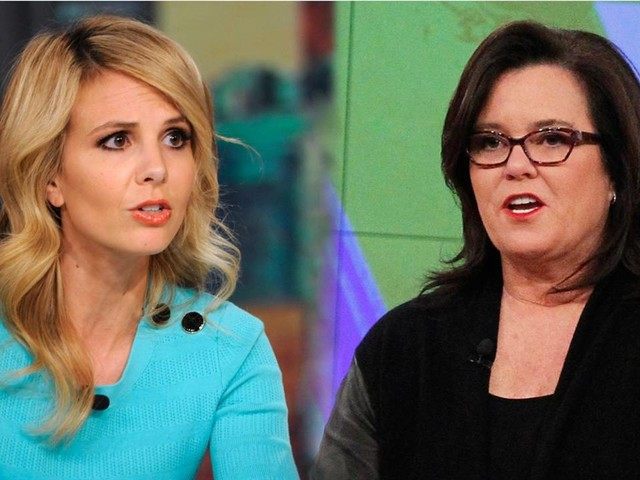 Elisabeth Hasselbeck Responds to Rosie O'Donnell Comments